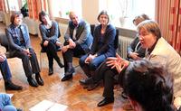 Gesund im Pfarramt - ein Tag mit Präses Annette Kurschus