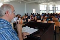 """Gemeinsamer Studientag """"Reformation"""" in der Unversität Dar Es Salaam"""