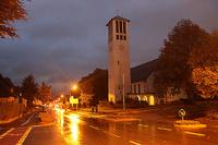 Die Ev. Kirchengemeinde Massen wurde im Herbst visitiert.