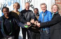 Fest verbunden: Partener aus der Gemeinde Frömern und Temeke