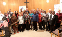 Die tansaniasche Delegation zu Besuch in Deutschland 2018