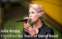 Julia Kropp von der Stars of David Band